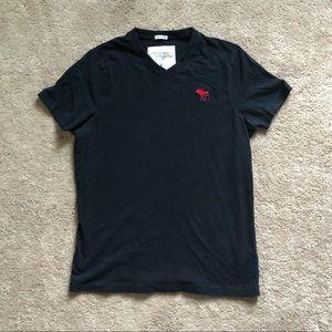 A&F V-Neck T-Shirt